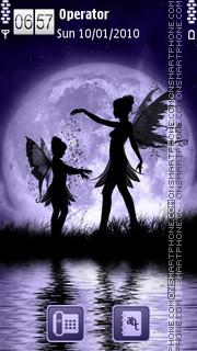 Fairies Sisters es el tema de pantalla
