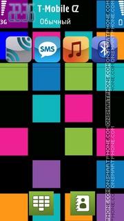 Lumiac style V5 tema screenshot