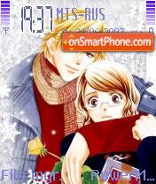 Anime Love 02 theme screenshot