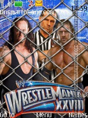 WWE Undertaker vs Triple H theme screenshot