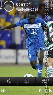 De Carvalho tema screenshot