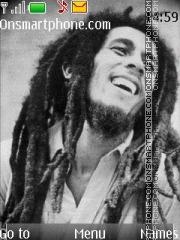 Bob Marley tema screenshot