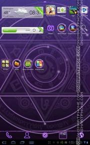 Magic Circle es el tema de pantalla