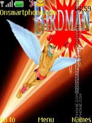 Birdman theme screenshot