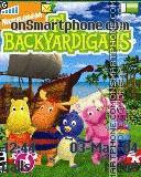 Backyardigans tema screenshot