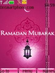 Ramadan 10 theme screenshot