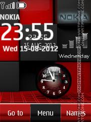 Nokia all in one theme screenshot