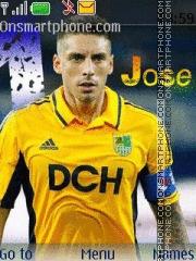 Jose Sosa theme screenshot