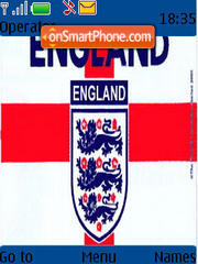 England 02 theme screenshot