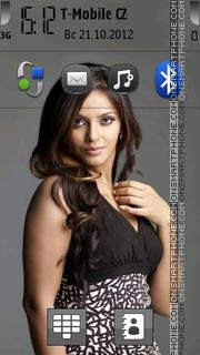 Neetu Chandra es el tema de pantalla