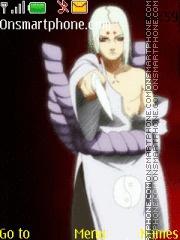Naruto Kimimaro es el tema de pantalla