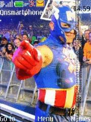 WWE Rey Mysterio Superhero es el tema de pantalla