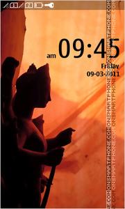 Maa Durga 03 theme screenshot
