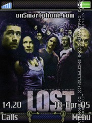 Lost 06 es el tema de pantalla