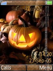Halloween Vol1 01 es el tema de pantalla