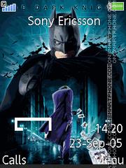 Dark Knight 09 es el tema de pantalla