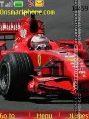 Formula1 theme screenshot