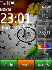 India Flag All in one theme screenshot