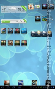 HD Photo es el tema de pantalla