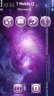 Deep Space 01 es el tema de pantalla