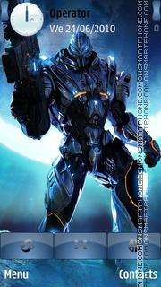 Halo 05 es el tema de pantalla