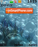 Bubbles 01 es el tema de pantalla