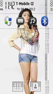 Shriya Saran es el tema de pantalla