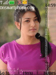 Kajal Agarwal 05 theme screenshot