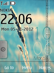 Htc Android Mix theme screenshot