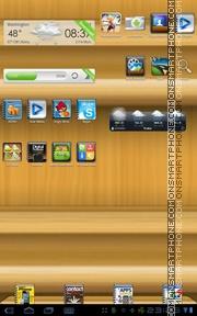 Theme Book es el tema de pantalla