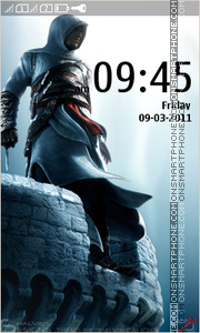 Assassin's Creed 04 theme screenshot