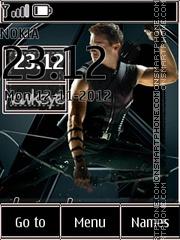 Hawkeye tema screenshot