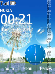 Galaxy s3 reality theme screenshot