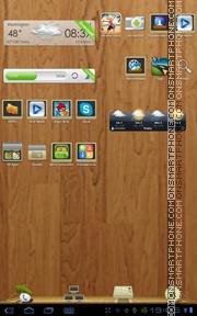 Muku tema screenshot