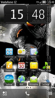 Spiderman 4 03 theme screenshot