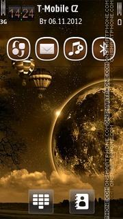 Amazing World v5 es el tema de pantalla