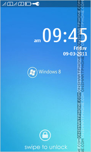Windows 8 10 tema screenshot