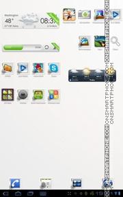 Capture d'écran Stamp 02 thème