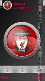 Liverpool tema screenshot