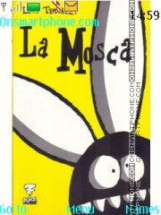 Mosca Cartoon Network es el tema de pantalla