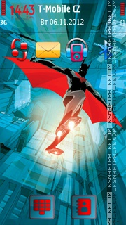 Batman 11 es el tema de pantalla