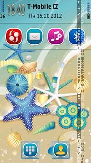 Sea 5803 es el tema de pantalla
