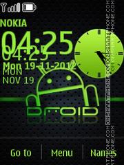 Android 11 es el tema de pantalla