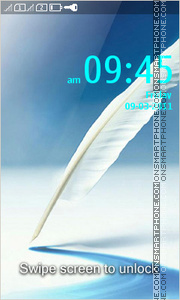 Nokia Galaxy Note 2 theme screenshot