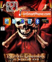 Pirates 3 es el tema de pantalla