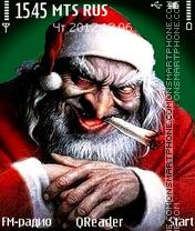 Ded-Moroz es el tema de pantalla