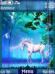 Unicorn es el tema de pantalla
