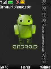 iDroid es el tema de pantalla