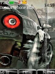 Nfs Car 11 theme screenshot