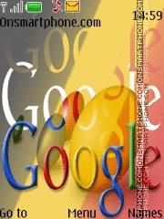 iGoogle theme screenshot
